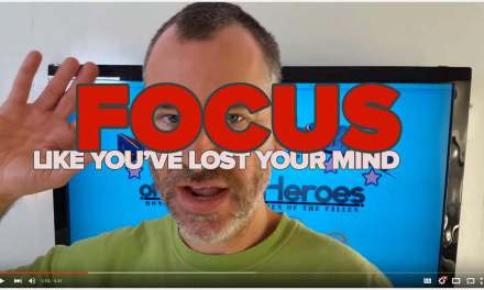Focus Like You Lost Your Mind