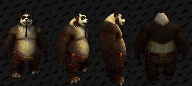 Male Pandaren Customization 03