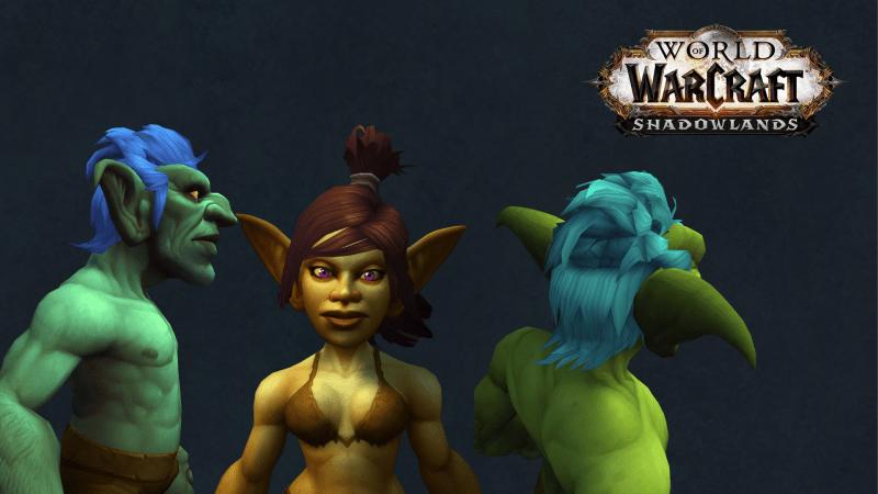 Shadowlands Alpha – Neue Customization für Goblins