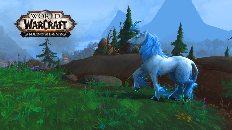 Shadowlands Alpha – Einhorn Reittiere fliegen