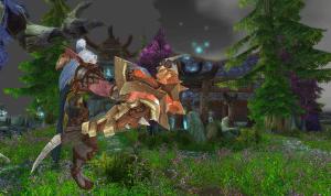 Shadowlands Alpha - 200 Stallplätze für Jäger