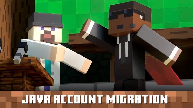 Minecraft Accounts werden zu Microsoft verschoben für bessere Sicherheit.