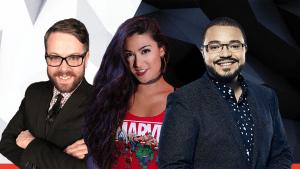 E3 2021 Hosts