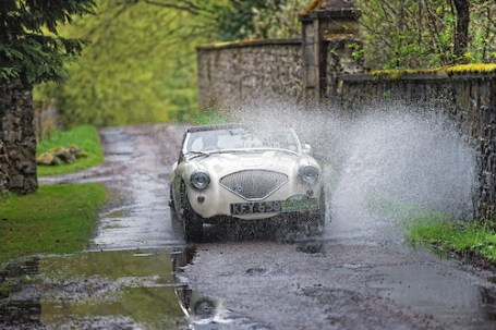 "Photos of Scottish Malts Rally (28/04-02/05/2014) All rights reserved. Editorial use only for press kit about Scottish Malts 2014. Any further use is forbidden without previous Author's consent. Author's credit ""©Photo Rastrelli"" is mandatory"