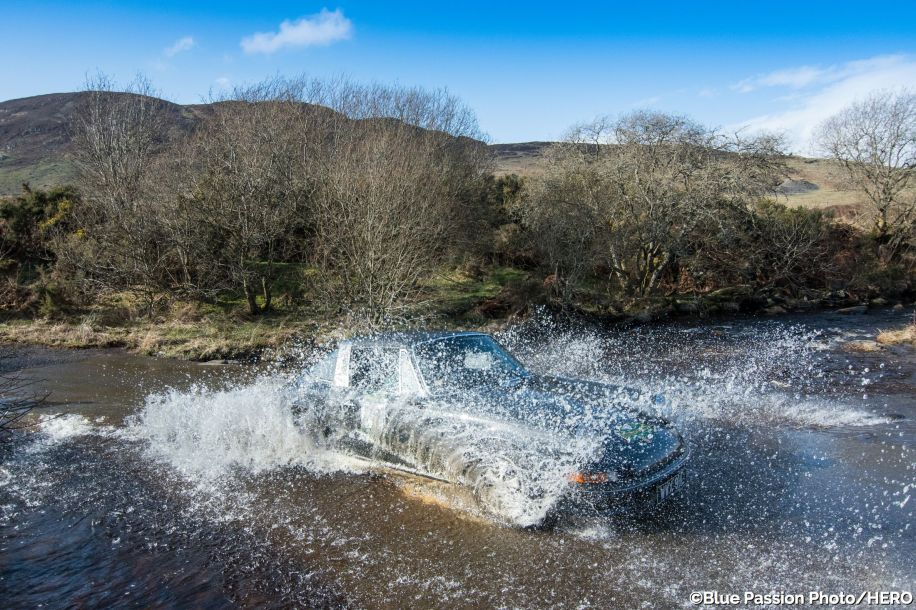 """Photos of Scottish Malts Rally (16-20/04/2018). All rights reserved. Author's credit """"©Photo F&R Rastrelli"""" is mandatory. Editorial use only for press kit about Scottish Malts 2018. Any further use is forbidden without previous Author's consent. Author's credit """"©Photo F&R Rastrelli"""" is mandatory"""