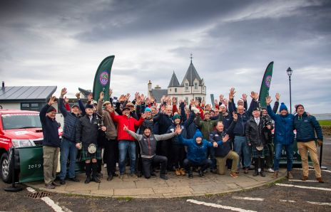 "Photos of HERO Lejog 2019 (7-10/12/2019). All rights reserved. Editorial use only for press kit about Lejog 2019. Any further use is forbidden without previous Author's consent. Author's credit ""©Photo Blue Passion"" is mandatory"