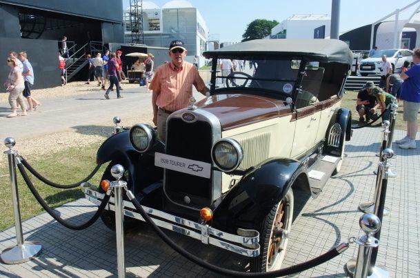 Car 10 - Andrew Duerden