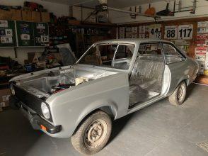 Car 30 - Anji Martin- Hamish