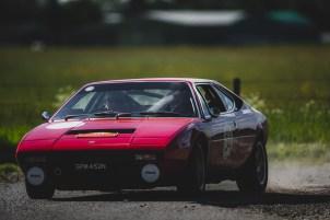 HERO-ERA Summer Trial 2021. 34, David Ward, Sally Ward, Ferrari Dino 308 GT