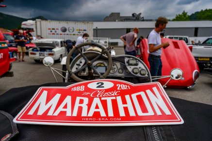 """Photos of Classic Marathon (10-16/06/2018). All rights reserved. Editorial use only for press kit about Classic Marathon 2018. Author's credit """"©Photo F&R Rastrelli"""" is mandatory."""