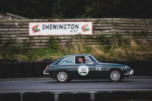 "Hero Challenge 3 2021, Bicester to Banbury. ""66 Nigel Mason + Graham Nice , MG B GT, 1973"""