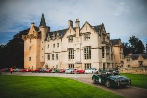 "Scottish Malts 2021, ""5 Steve Robertson + Julia Robertson , Triumph TR 3"", day 3, Kingsmills Hotel, Inverness to The Aberdeen Altens Hotel, Aberdeen."