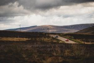 """Scottish Malts 2021,""""41 Simon Garnham + Greg Cranmer , Porsche 911"""" , day 3, Kingsmills Hotel, Inverness to The Aberdeen Altens Hotel, Aberdeen."""
