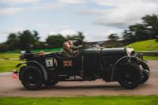 "Scottish Malts 2021,""1 Andy Buchan + Roy Buchan , Bentley Le Mans"" , day 3, Kingsmills Hotel, Inverness to The Aberdeen Altens Hotel, Aberdeen."