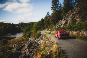 """Scottish Malts 2021, """"37 James Young + Steve Young , Datsun 240 Z"""", day 4, The Aberdeen Altens Hotel, Aberdeen to Crieff Hydro Hotel, Crieff."""