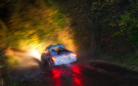 Le Jog - The toughest classic rally in Europe