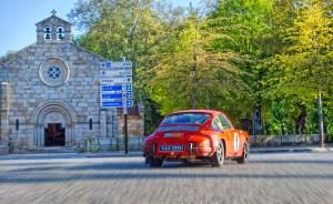 London to Lisbon Classic Rally