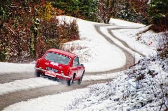 Winter Challenge to Monte-Carlo