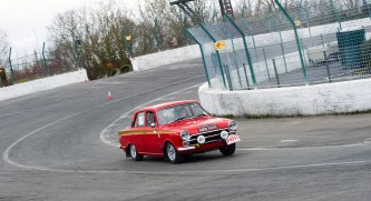 Ford Cortina GT - 1965