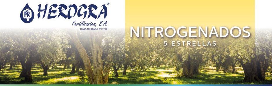 Nitrogenados 5 estrellas