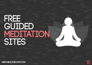 Free Guided Meditation Website