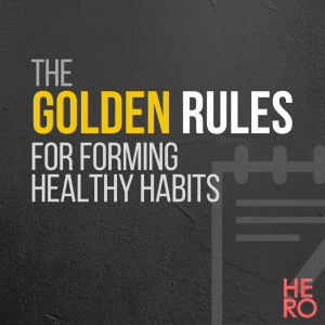 Forming Healthy Habits - The Golden Rules, Health Room