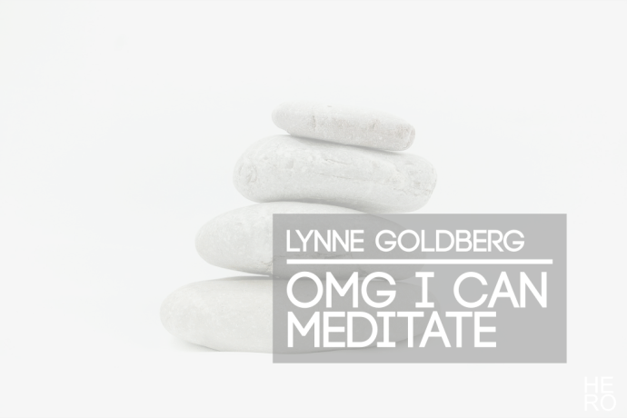 OMG I can Meditate Image