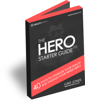 HERO Starter Guide Book Cover