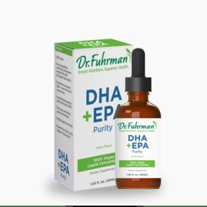 DHA EPA Dr Fuhrman Supplement Health Room