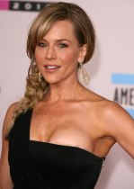 #6099675 2010 American Music Awards - Arrivals held at The Nokia Theatre in Los Angeles, California on November 21st, 2010. Julie Benz Fame Pictures, Inc - Santa Monica, CA, USA - +1 (310) 395-0500
