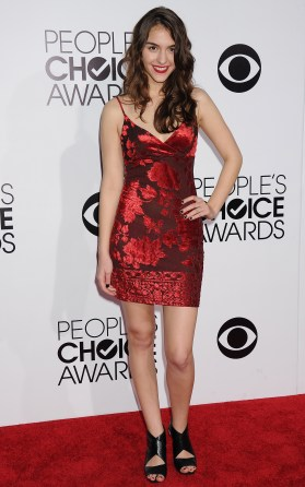 Pictured: Quinn Shephard Mandatory Credit © Gilbert Flores /Broadimage 2014 People's Choice Awards 1/8/14, Los Angeles, California, United States of America Reference: 010814_GFLA_BDG_286 Broadimage Newswire Los Angeles 1+ (310) 301-1027 New York 1+ (646) 827-9134 sales@broadimage.com http://www.broadimage.com