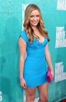 GREER GRAMMER at MTV Movie Awards 2012 at Universal Studios in Los Angeles
