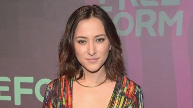 NEW YORK, NEW YORK - APRIL 07: Actress Zelda Williams attends 2016 ABC Freeform Upfront at Spring Studios on April 7, 2016 in New York City. (Photo by Theo Wargo/Getty Images)