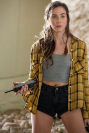 """COLONY -- """"Free Radicals"""" Episode 207 -- Pictured: Lyndon Smith as Frankie -- (Photo by: Isabella Vosmikova/USA Network)"""