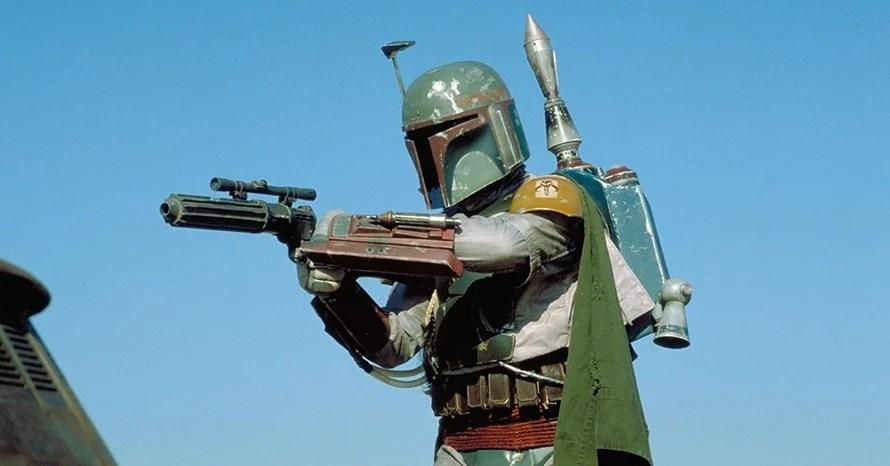 Boba Fett Star Wars The Mandalorian Jeremy Bulloch