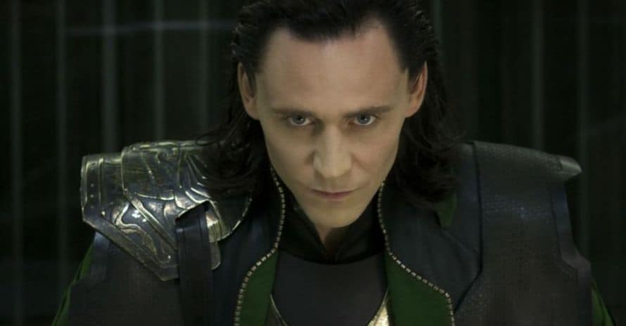 Tom Hiddleston Loki Thor Avengers: Infinity War Marvel