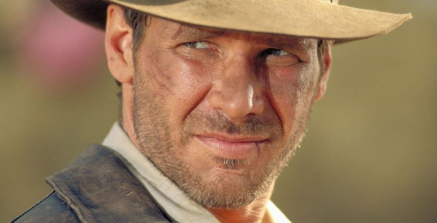 'Indiana Jones 5' Set Photos Show Stunt Actor Wearing Harrison Ford Mask