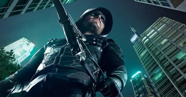 New Arrow Season 7 Trailer Reveals A Green Arrow Impostor