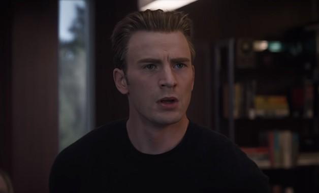 Avengers Endgame Marvel_Studios_Captain America Chris Evans