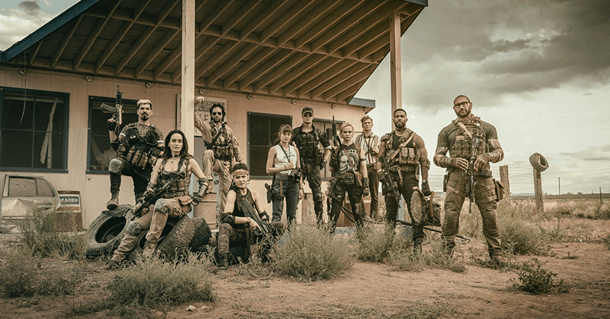 Zack Snyder's 'Army Of The Dead' Debuts First Poster, Reveals Release Date