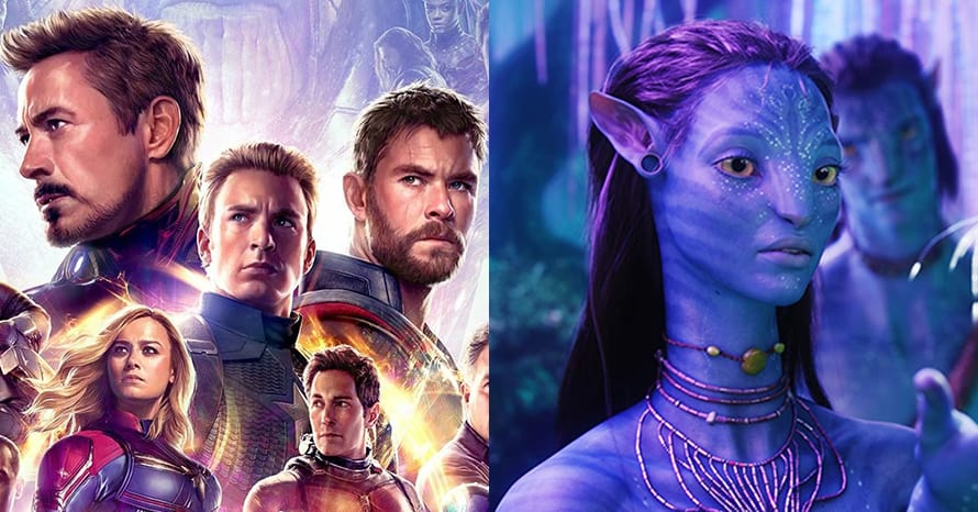 Avengers Endgame Avatar James Cameron