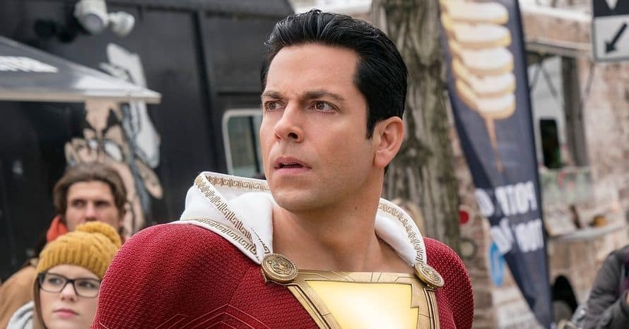 'Shazam!' Director Confirms Zachary Levi Will Wear New Suit In 'Fury Of The Gods'