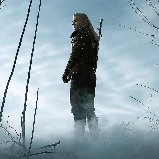 The Witcher Henry Cavill Geralt of Rivia