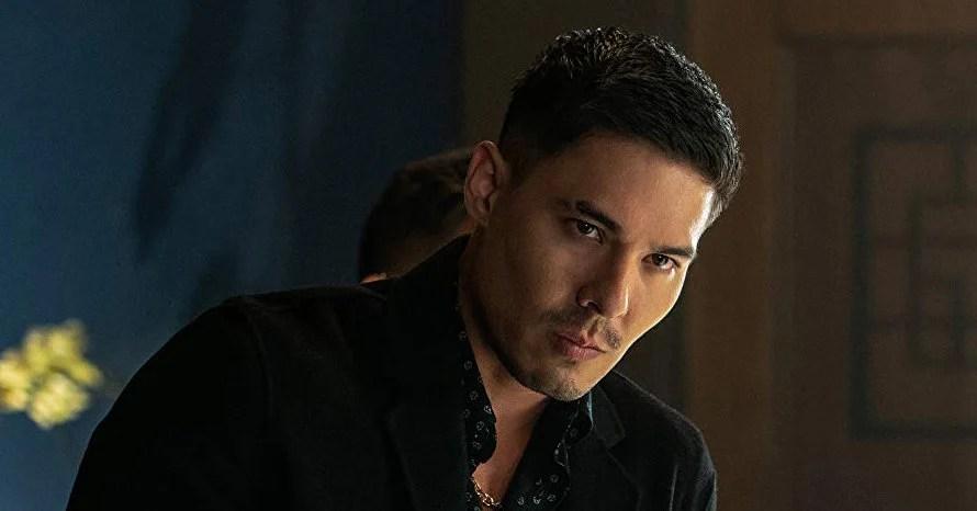 Lewis Tan Says A 'Mortal Kombat' Fatality Made Him Feel Sick