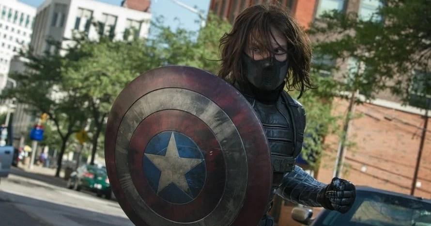 Sebastian Stan Captain America Avengers Winter Soldier Marvel Studios Falcon