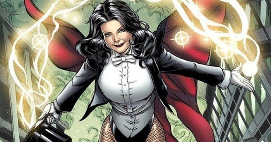 Arrow Arrowverse DC Comics Zatanna James Gunn Suicide Squad