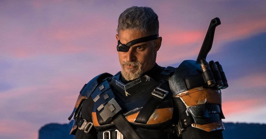 Joe Manganiello Joins Deathstroke HBO Max Campaign With 'Justice League' Shot