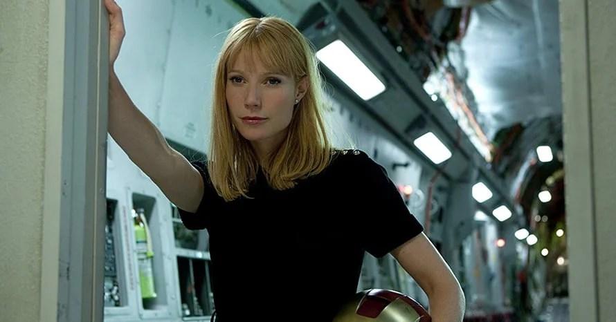 Gwyneth Paltrow Marvel Avengers Endgame Iron Man