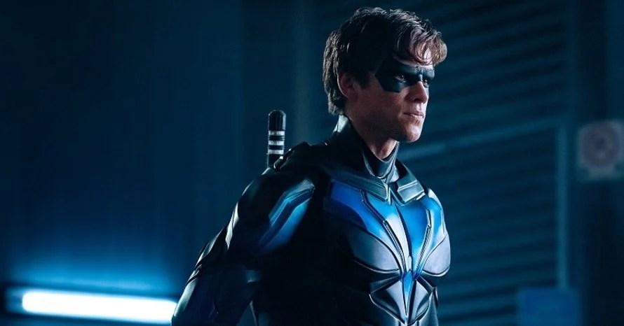 Nightwing Titans Brenton Thwaites HBO Max