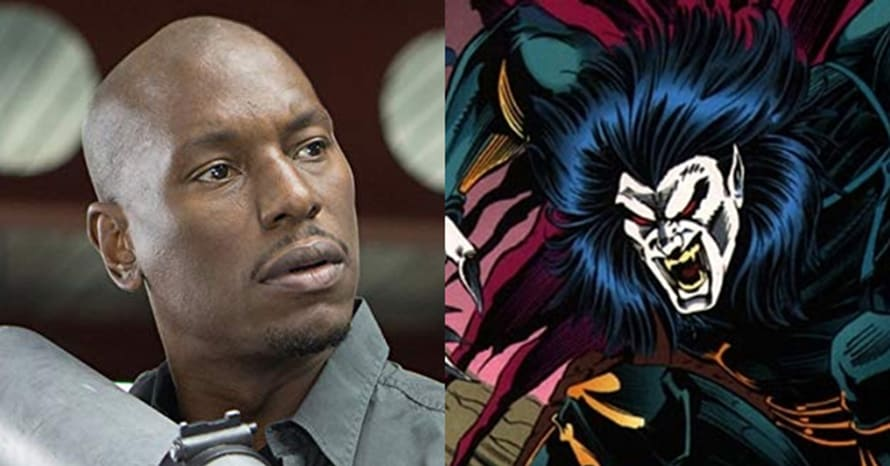 Sony Says 'Morbius' Isn't In The MCU Despite Tyrese Gibson Comments